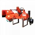 paddy field Ridge plastering machine