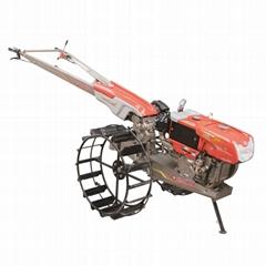 mini small farm tractor with cultivator