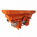 tractor drive chemical granule fertilizer  spreader
