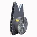 mini UTV garden air blast sprayer system
