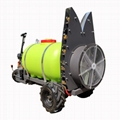 orchard fruit tree sprayer system