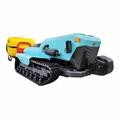 remote control farm tractor crawler