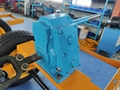 Gearbox assembly for Pesticide Sprayer