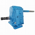 Pesticide Sprayer gearbox for agricultural machine