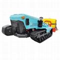 35HP履带遥控多功能柴油拖拉机
