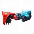 35HP multifunction remote control crawler tractor