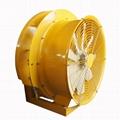 Trailed Type Turbo Atomizer 1000 type Fan