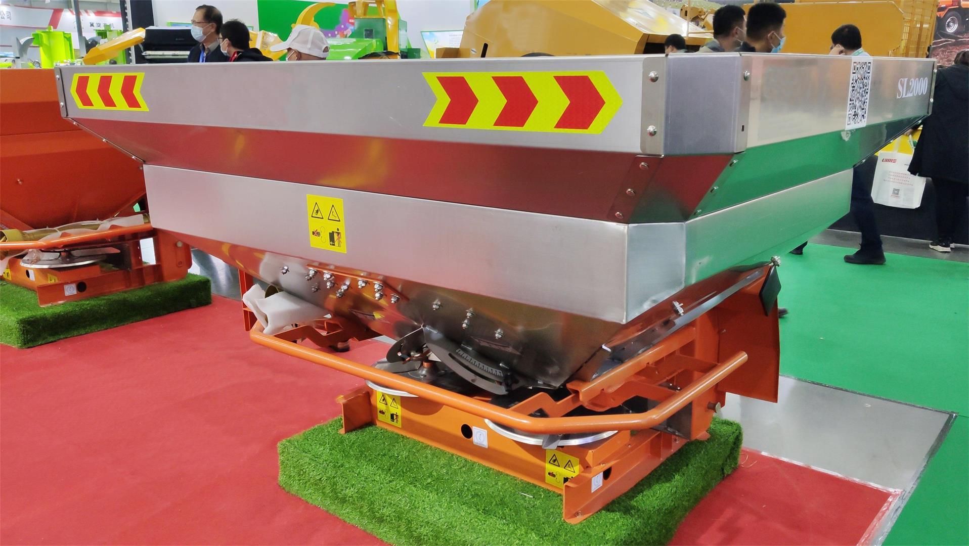tractor 3 Point Hitch Fertilizer Spreader