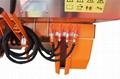 fertilizer spreader hydraulic control