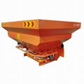 tractor 3 point rigid fertilizer spreader