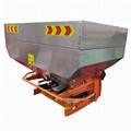 Stainless Steel Double Plate Fertilizer Spreader