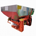 tractor farm manure spreader