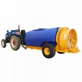 Agricultural fruit tree sprayer orchard sprayer