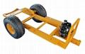 fruit tree use Tractor traciler six cylinder diaphragm pump power sprayer 13