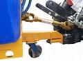 fruit tree use Tractor traciler six cylinder diaphragm pump power sprayer 15