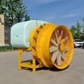 拖拉機果園懸挂式風送彌霧打藥機