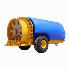 trailed turbo atomizer sprayer