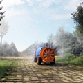tractor trailed Orchard sprayer