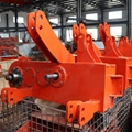 Right Angle Gearbox for ridge plastering machine