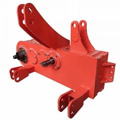 Main Gearbox for Levee Plastering Machine
