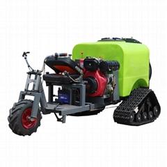 triangle crawler orchard sprayer (Hot Product - 1*)