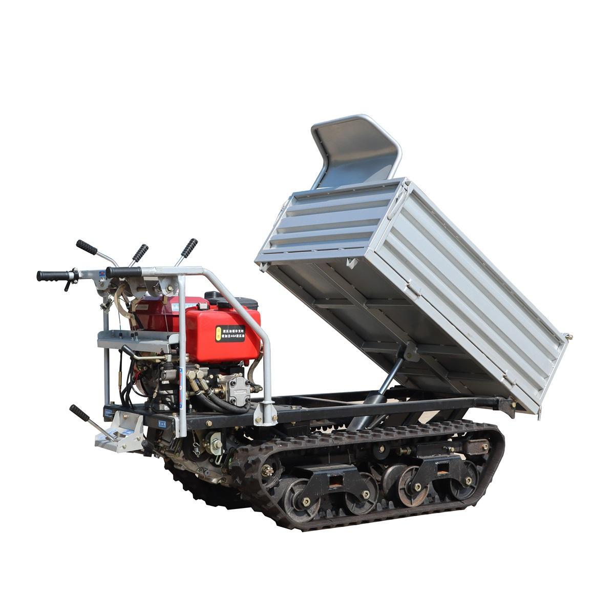 Mini crawler remote control truck dumper  WL-350 1