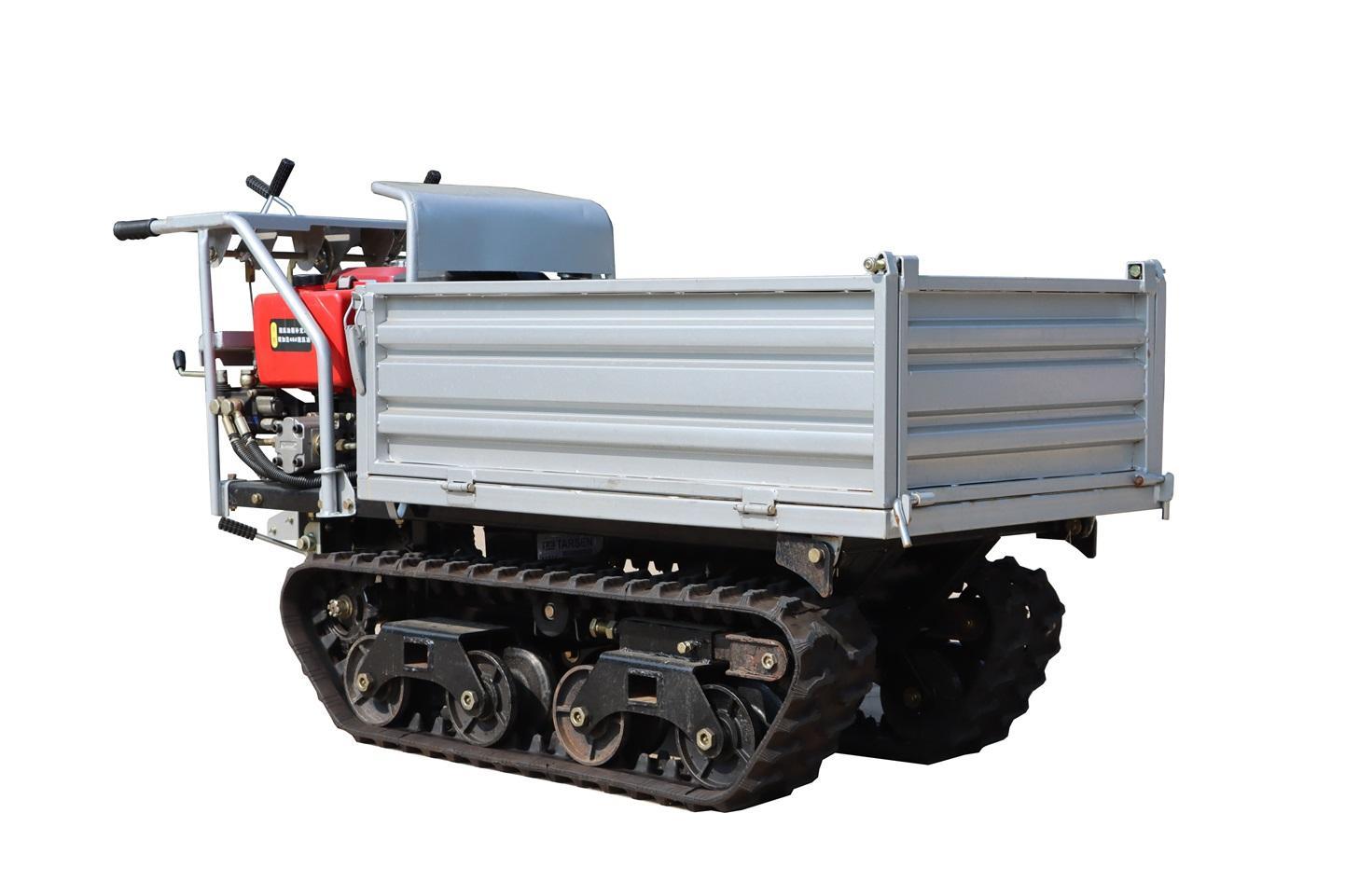 迷你履带遥控果园搬运车  WL-350 3