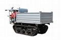 Mini crawler remote control truck dumper  WL-350 3