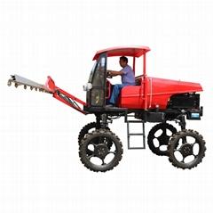农用四驱两用喷杆喷雾机