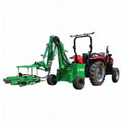 Multione  tractor trailer nut shaker harvester (Hot Product - 1*)
