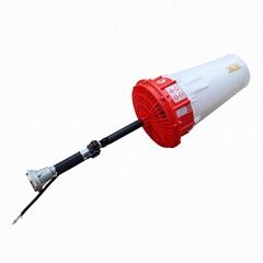 手持式超級遠程風送噴霧機