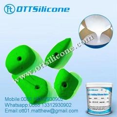 Non-oily RTV-2  Silicone Rubber