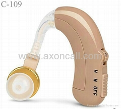 Rechargeable Bte Hearing Aid (C-109)
