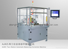 2016 Shanghai JP with new technology Automatic Balancing Correction Machine