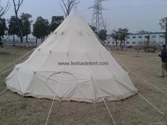 6M teepee tent