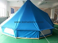 Oxfold fabric outdoor camping canvas bell tent