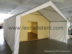 outdoor safari tent
