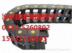 JFLO*07系列电缆拖链|机械手拖链