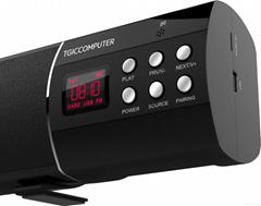 GosingGo 2.1 bluetooth sound bar for TV sound speaker
