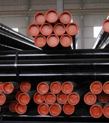 ASTM A106 -SEAMLESS STEEL PIPE