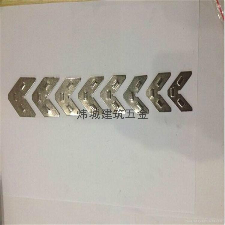 直销不锈钢组角钢片 5