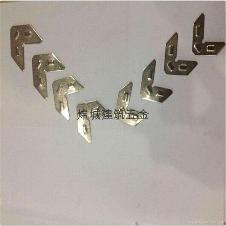 直销不锈钢组角钢片 4