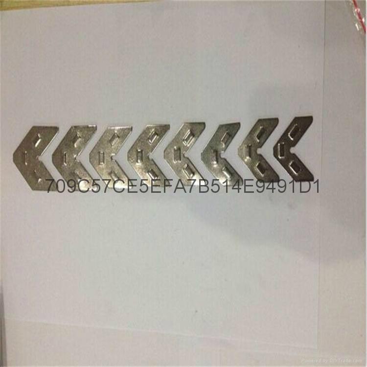 直销不锈钢组角钢片 1