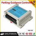 Slots Guidance Controller parking