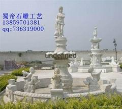 供應石雕噴泉