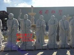 供應寺廟十八羅漢佛像雕像