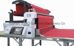 Auto Fabric Spreader Spreading Machine Woven