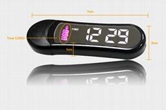 批發新款LED智能手錶U盤時尚創意3D手環計步器多功能USB優盤W4