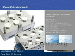 Plastic Mould Making for Medical Equipment Injection Mold Products