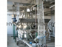 Drying Machine-XF Horizontal Fluid Bed